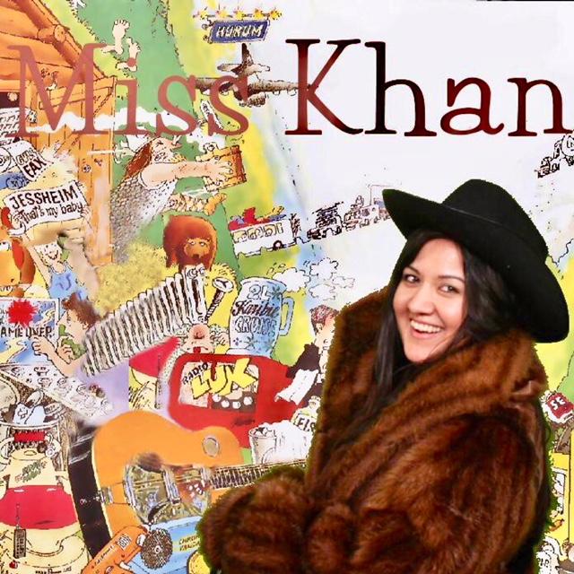 Dette bedriver Miss Khan og Co på en lørdag: